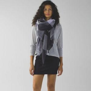 NWOT Lululemon &Go Cityfarer Pencil Skirt Mini Blk